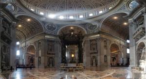 Aziz Petrus Bazilikasi, Vatikan, Roma, Italya -wikipedia-