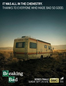 Breaking Bad Finale Poster2