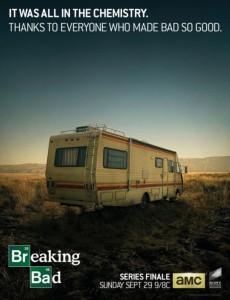 Breaking Bad Finale Poster2