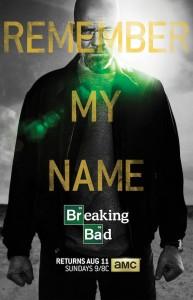 Breaking Bad Finale Season Poster