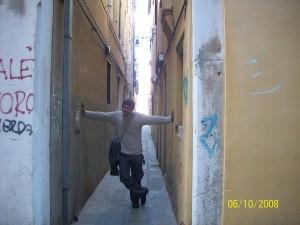 Mehmet Ali Cetinkaya - 06 Ekim 2008, Venedik, Italya -01-