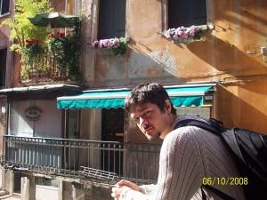 Mehmet Ali Cetinkaya - 06 Ekim 2008, Venedik, Italya -02-