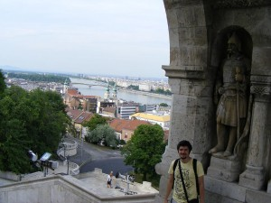 Mehmet Ali Cetinkaya - 15 Haziran 2009 - Matthias Kilisesi, Budapeste, Macaristan