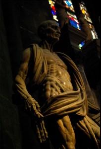 San Bartolomeo (Marco d'Agrate, 1562), Duomo di Milano - Craig Chew-Moulding