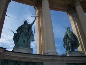 16 Haziran 2009 - Kahramanlar Meydani, Hosok Tere, Budapeste, Macaristan -02-
