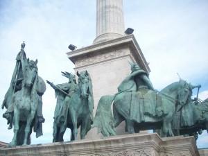 16 Haziran 2009 - Kahramanlar Meydani, Hosok Tere, Budapeste, Macaristan -04-