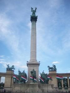 16 Haziran 2009 - Kahramanlar Meydani, Hosok Tere, Budapeste, Macaristan -05-