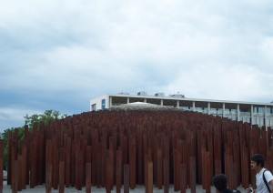 16 Haziran 2009 - Sehir Parki, Varosliget, Budapeste, Macaristan -02-