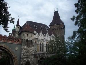 16 Haziran 2009 - Vajdahunyad Kalesi, Budapeste, Macaristan -01-