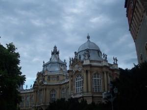 16 Haziran 2009 - Vajdahunyad Kalesi, Budapeste, Macaristan -02-