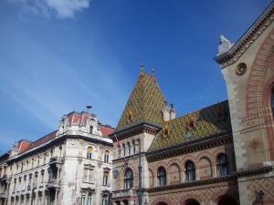 17 Haziran 2009 - Nagycsarnok, Center Market Hall, Budapeste, Macaristan -02-