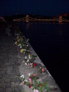 17 Haziran 2009 - Yahudi Aniti, Tuna, Budapeste, Macaristan