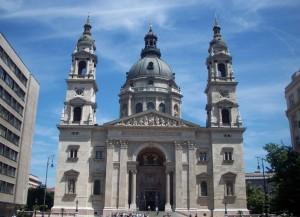 18 Haziran 2009 - St. Stephen Basilikasi, Budapeste, Macaristan -01-