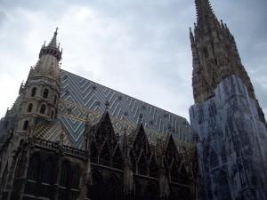 19 Temmuz 2009 - Aziz Stephan Katedrali, Viyana, Avusturya