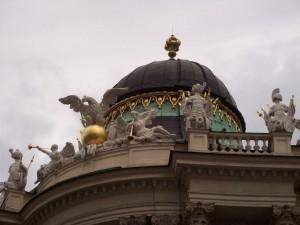 19 Temmuz 2009 - Michaelertrakt, Viyana, Avusturya -03-