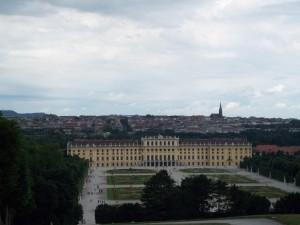 19 Temmuz 2009 - Schonn Brunn Sarayi, Viyana, Avusturya -04-