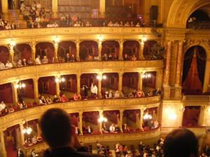 20 Haziran 2009 - Bir Yazdonumu Gecesi Rüyasi, Macaristan Devlet Opera Binasi, Budapeste, Macaristan -01-