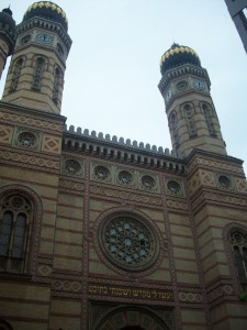 20 Haziran 2009 - Dohany Sokagi Sinagogu, Budapeste, Macaristan -01-