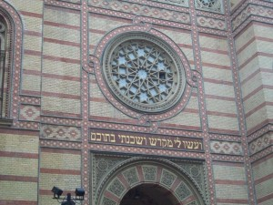 20 Haziran 2009 - Dohany Sokagi Sinagogu, Budapeste, Macaristan -02-