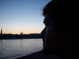 Mehmet Ali Cetinkaya - 17 Haziran 2009 - Tuna, Budapeste, Macaristan