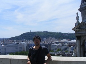 Mehmet Ali Cetinkaya - 18 Haziran 2009 - St. Stephen Basilikasi, Budapeste, Macaristan -02-