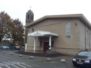 24 Kasim 2013, Suryani Kilisesi, Hengelo, Hollanda