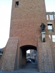 25 Kasim 2013 - Belediye Binasi, Gemeente, Hengelo, Hollanda -03-