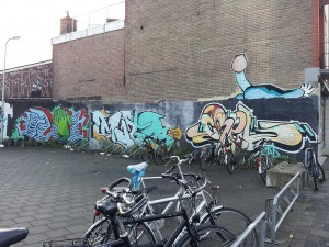 25 Kasim 2013 - Graffiti, Hengelo, Hollanda -01-