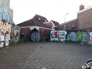 25 Kasim 2013 - Graffiti, Hengelo, Hollanda -02-