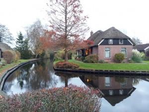 26 Kasim 2013 - Giethoorn, Overijssel -04-