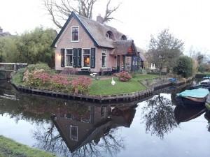 26 Kasim 2013 - Giethoorn, Overijssel -08