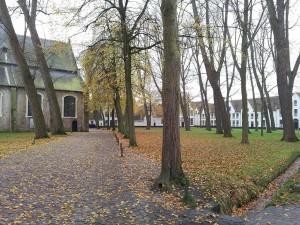 28 Kasim 2013 - Begijnhof Manastiri, Brugge, Belcika -02-