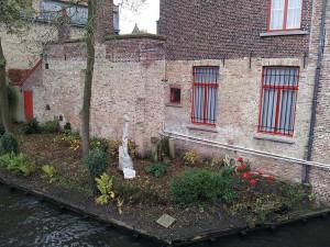 28 Kasim 2013 - Begijnhof Manastiri, Brugge, Belcika -03-