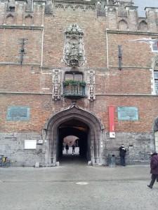 28 Kasim 2013 - Belfart Can Kulesi, Brugge, Belcika -01-