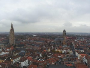 28 Kasim 2013 - Belfart Can Kulesinden, Brugge, Belcika -02-