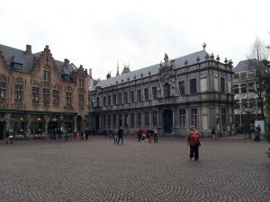 28 Kasim 2013 - Burg Square, Brugge, Belcika -02-