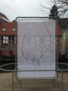 28 Kasim 2013 - Dantel Harita, Brugge, Belcika