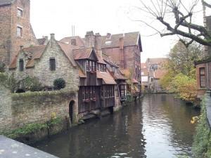 28 Kasim 2013 - Dijver, Brugge, Belcika