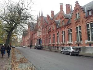 28 Kasim 2013 - Minnewaterhospital, Brugge, Belcika -01-