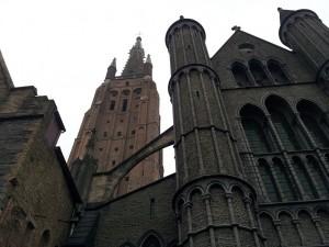 28 Kasim 2013 - Onze Lieve Vrouwekerk (Church of Our Lady), Brugge, Belcika -04-