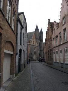 28 Kasim 2013 - Onze Lieve Vrouwekerk (Church of Our Lady), Brugge, Belcika -05-