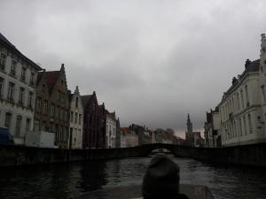 28 Kasim 2013 - Tekne Turundan, Brugge, Belcika -01-