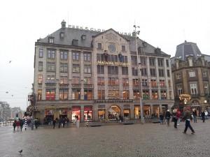 29 Kasim 2013 - Madame Tussauds, Amsterdam, Hollanda