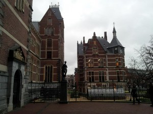 29 Kasim 2013 - Rijksmuseum (State Museum, Devlet Muzesi), Amsterdam, Hollanda -01-