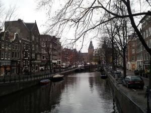 29 Kasim 2013 - Spiegelgracht, Amsterdam, Hollanda