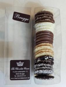Brugge The Chocolate Crown - Karisik Cikolata