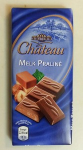 Chateau - Melk Praline