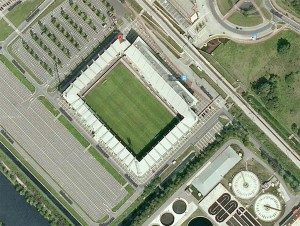De Grolsch Veste - Twente Stadium