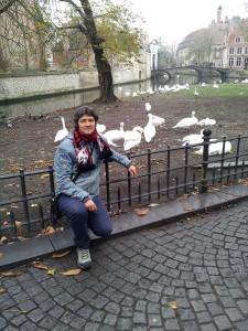 Mehmet Ali Cetikaya - 28 Kasim 2013 - Brugge, Belcika -01-
