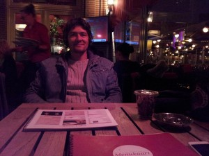 Mehmet Ali Cetinkaya - 27 Kasim 2013 - De Twee Wezen, Hengelo, Hollanda
